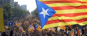 カタルーニャ群衆