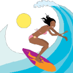 Surfin Girl