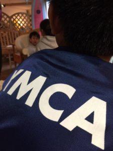 YMCAサッカーシャツ