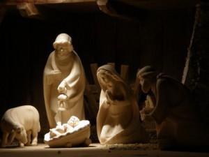 サマリヤホールの聖家族